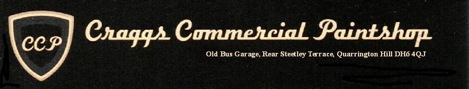 Craggs Commercial Paintshop